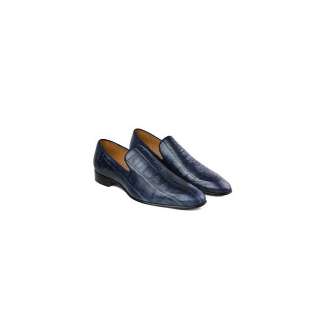 SLIPPER MADRID COCO AZUL